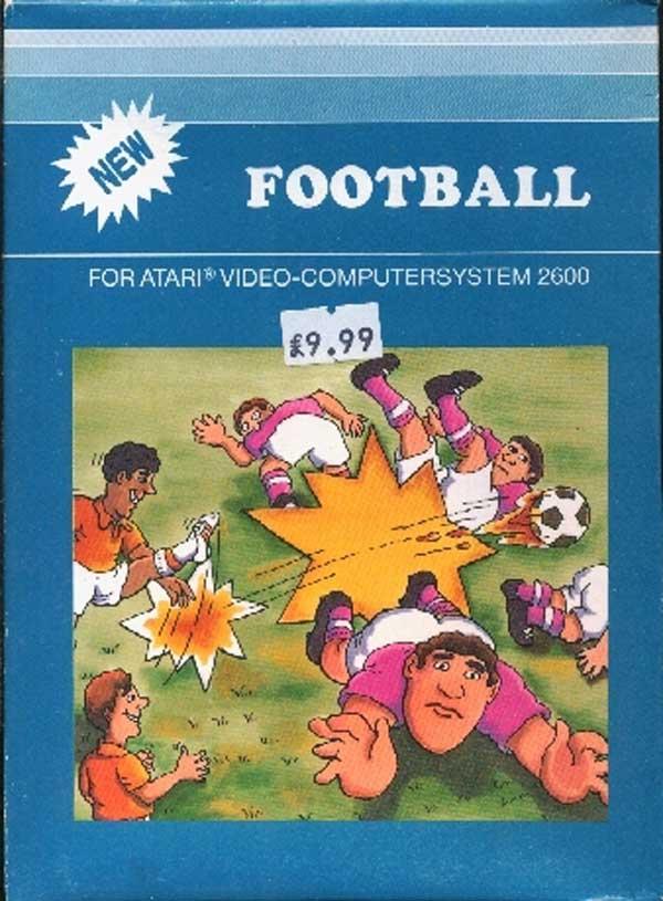 Football - Box Front