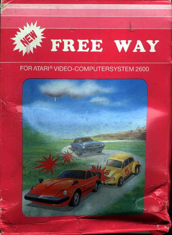 Free Way - Box Front