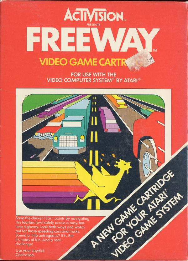 Freeway - Box Front