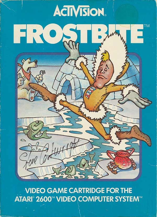 Frostbite - Box Front