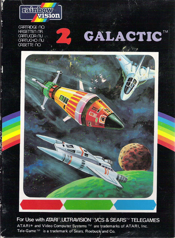 Galactic - Box Front