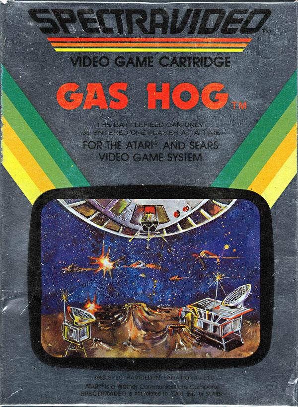 Gas Hog - Box Front