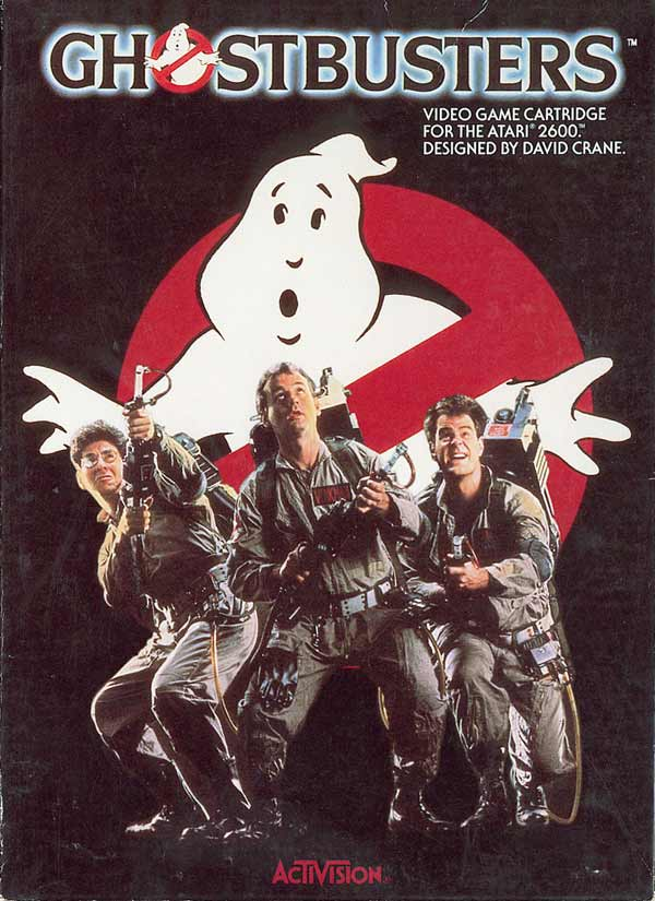 Ghostbusters - Box Front