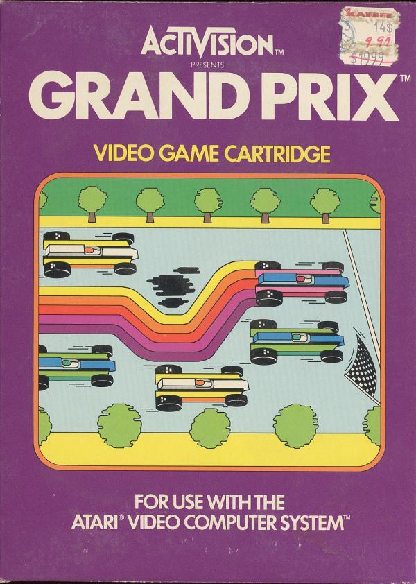 Grand Prix - Box Front