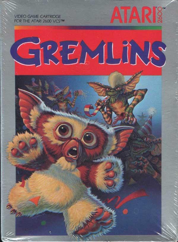 Atariage Atari 2600 Boxes Gremlins Atari