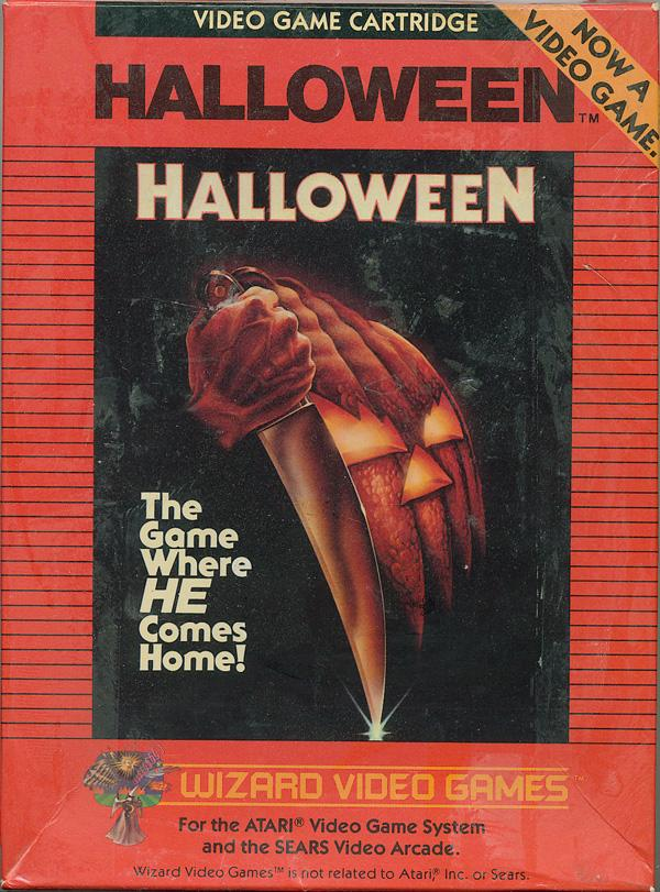 Halloween - Box Front