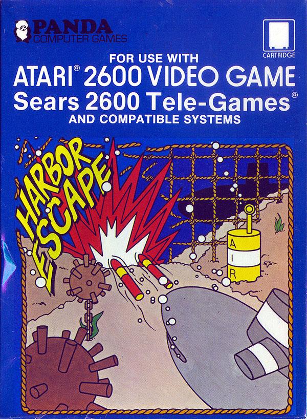 Harbor Escape - Box Front