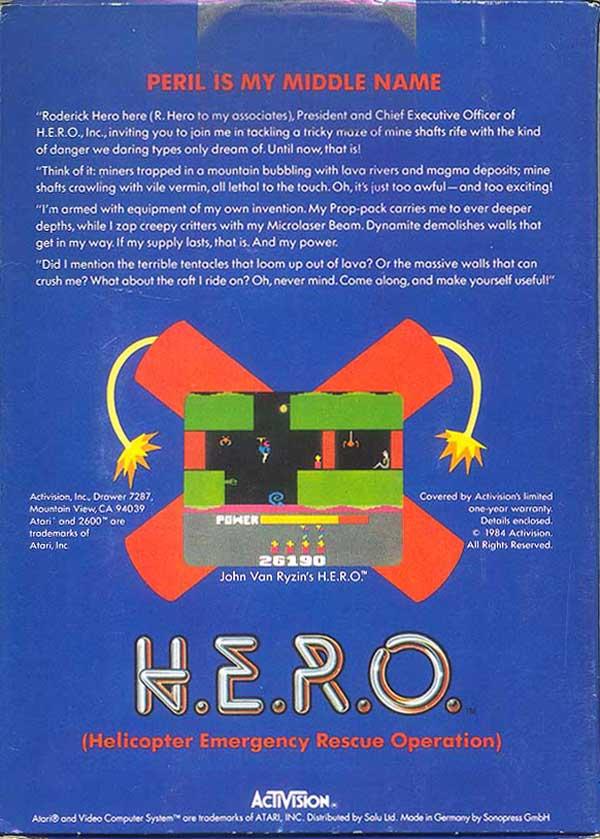 H.E.R.O. - Box Back