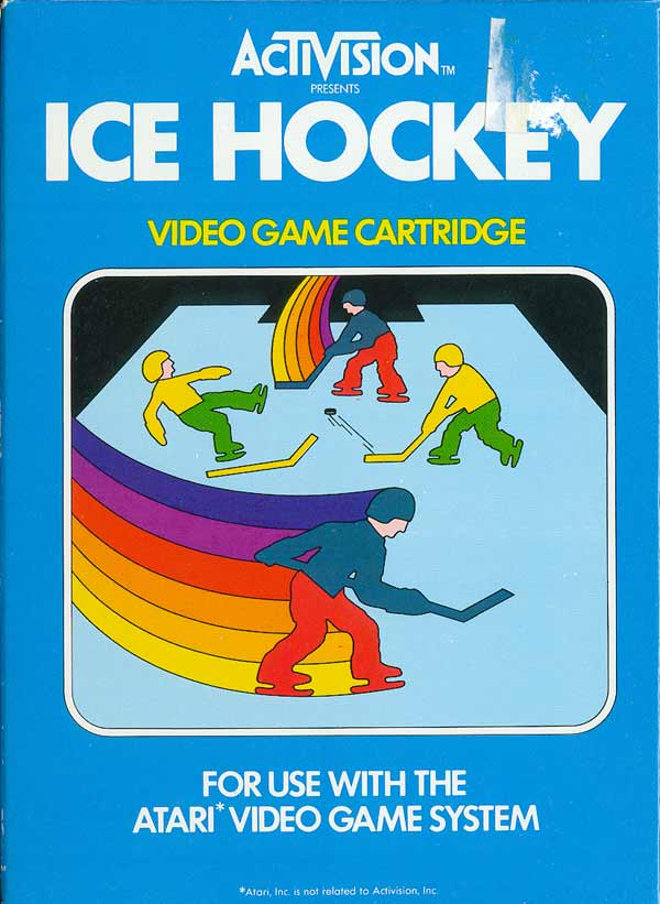 Ice Hockey - Box Front