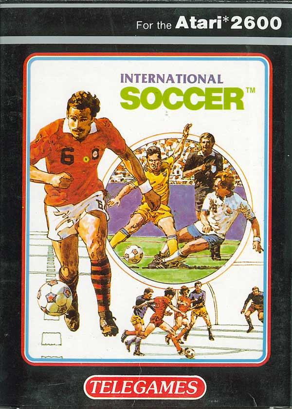 International Soccer - Box Front