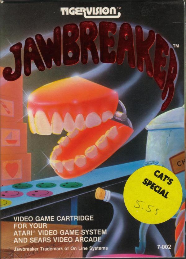 Jawbreaker - Box Front