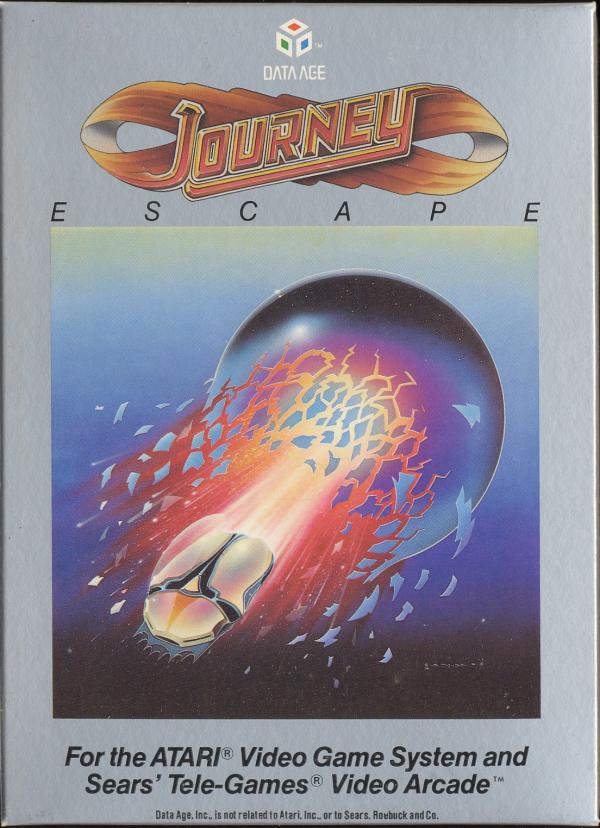 Journey Escape - Box Front