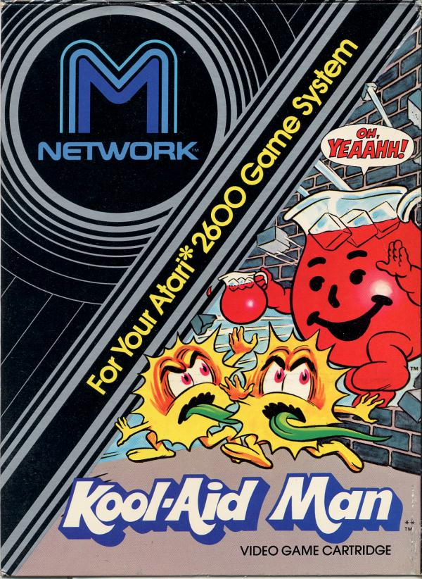 Kool Aid Man - Box Front