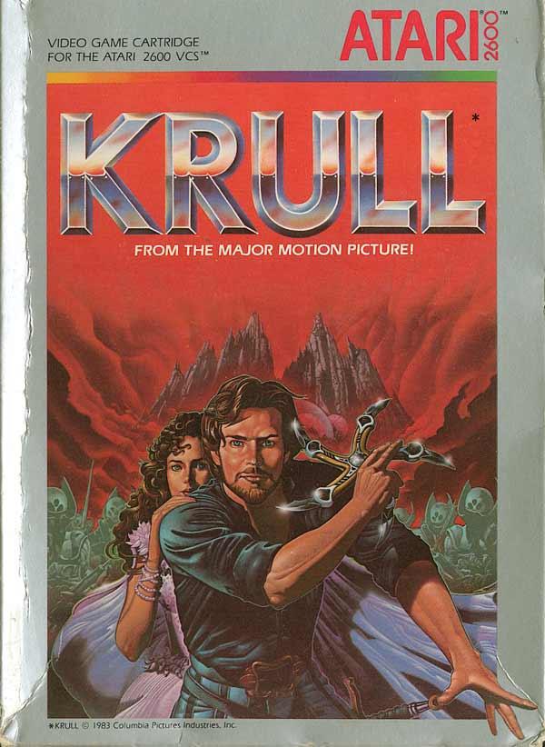 Krull - Box Front