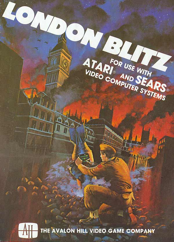 London Blitz - Box Front