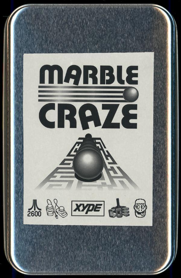 Marble Craze - Box Front
