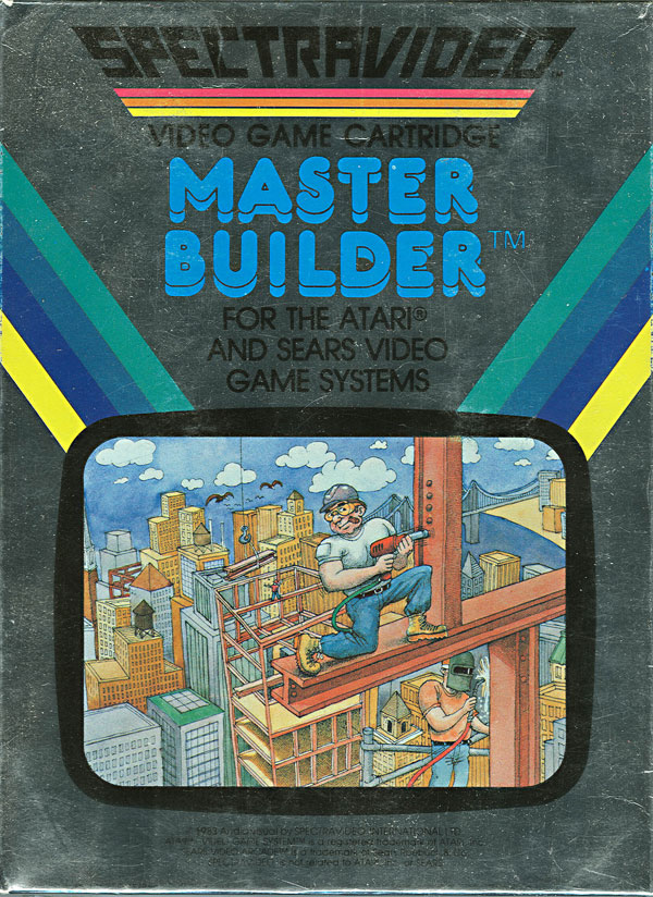 Master Builder - Box Front