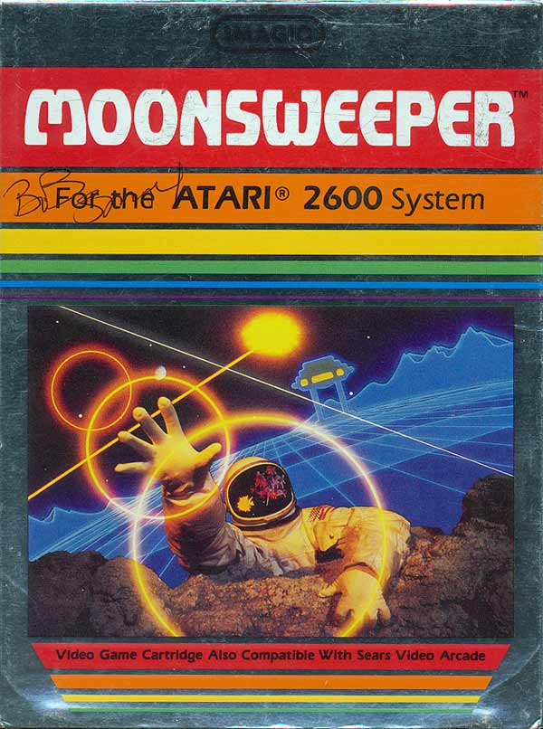 Moonsweeper - Box Front