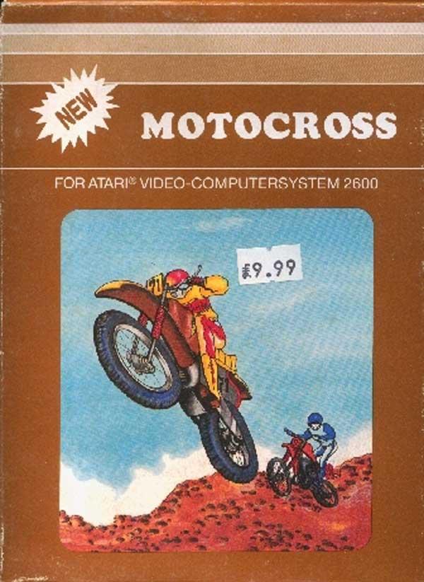Motocross - Box Front