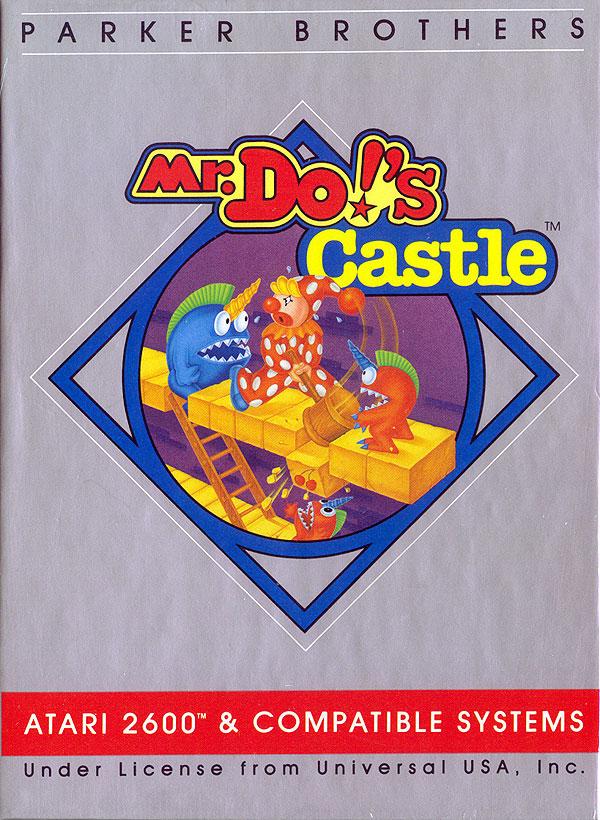 Mr. Do!'s Castle - Box Front