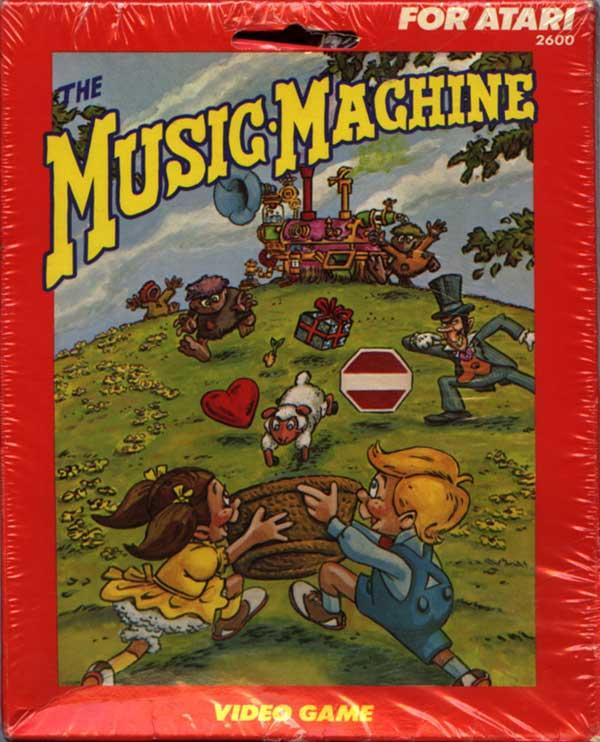 The Music Machine - Box Front
