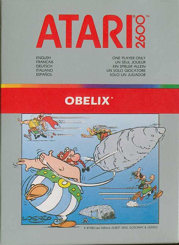 Obelix - Box Front