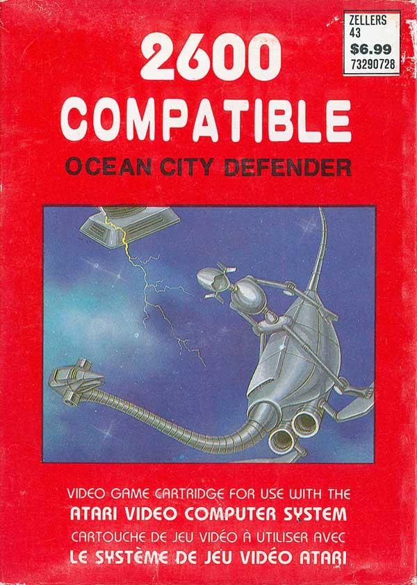 Ocean City Defender - Box Front