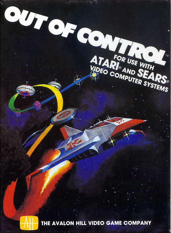 Out of Control - Box Front