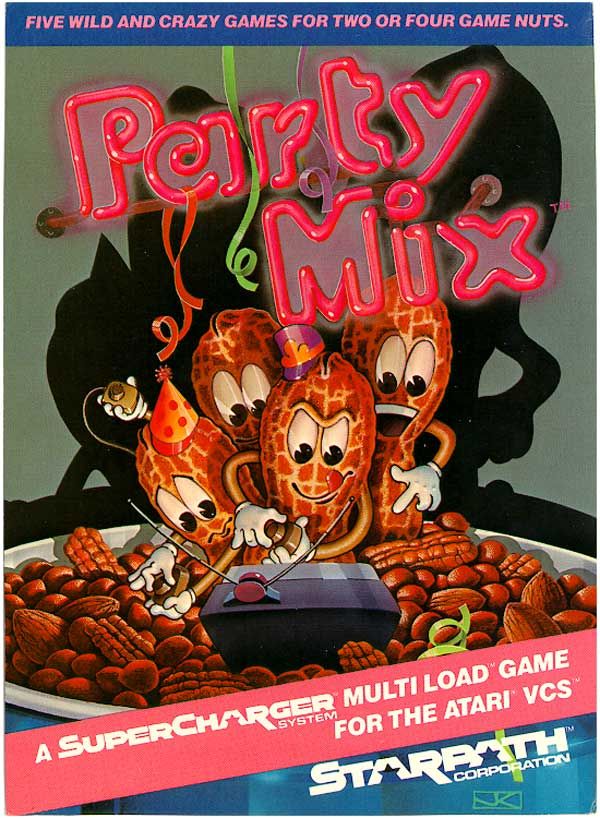 Party Mix - Box Front