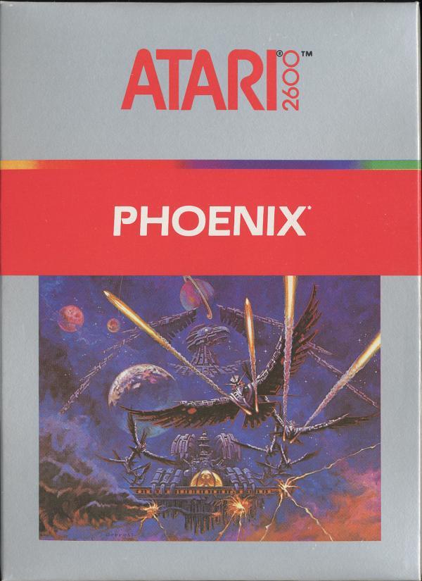 Phoenix - Box Front