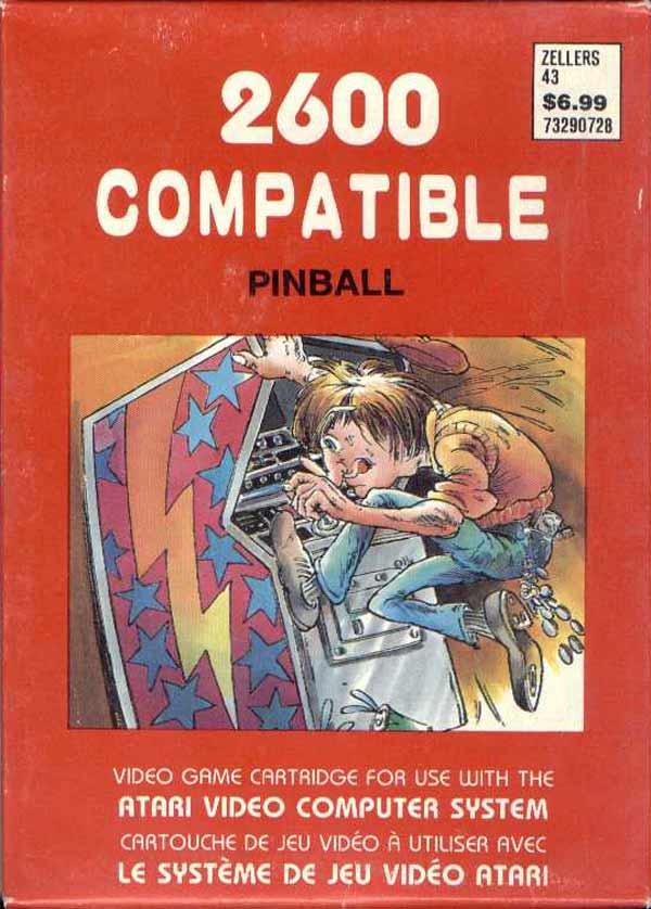 Pinball - Box Front