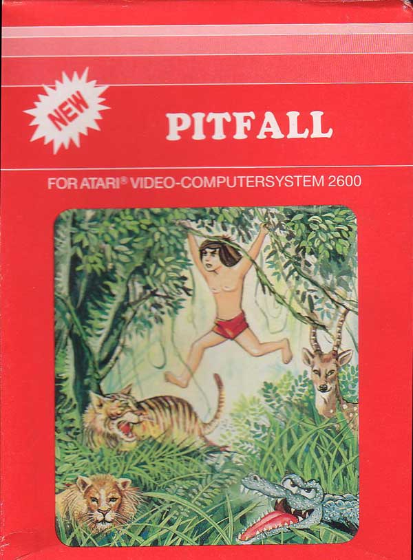 Pitfall - Box Front