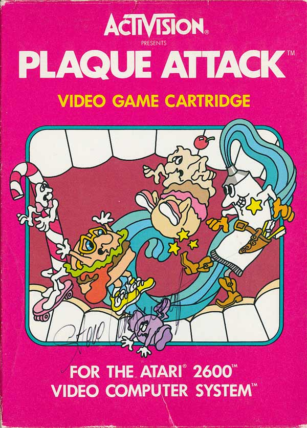 Plaque Attack - Box Front