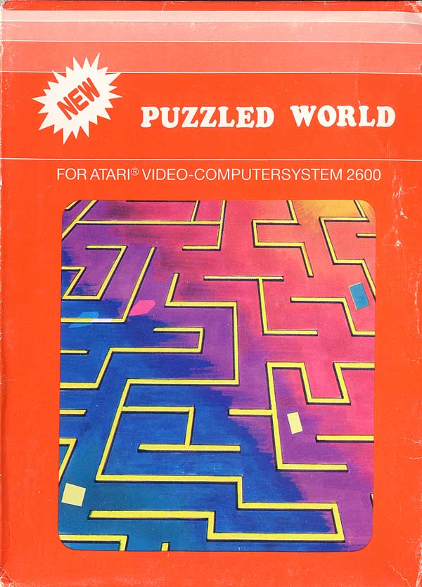 Puzzled World - Box Front