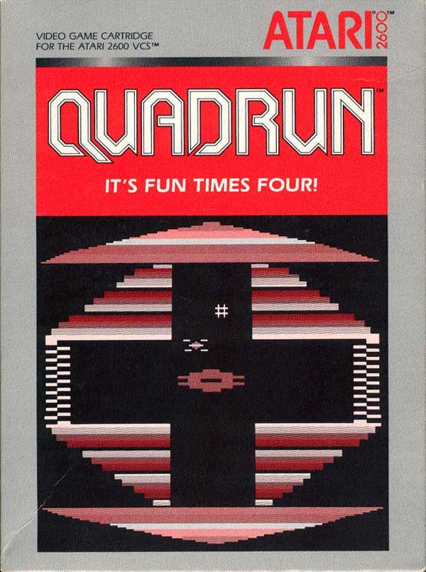 Quadrun - Box Front