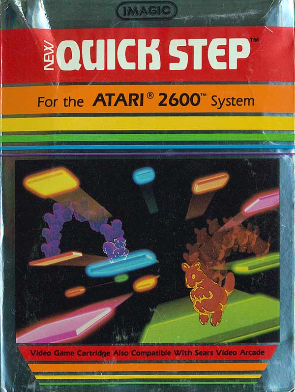 Quick Step! - Box Front