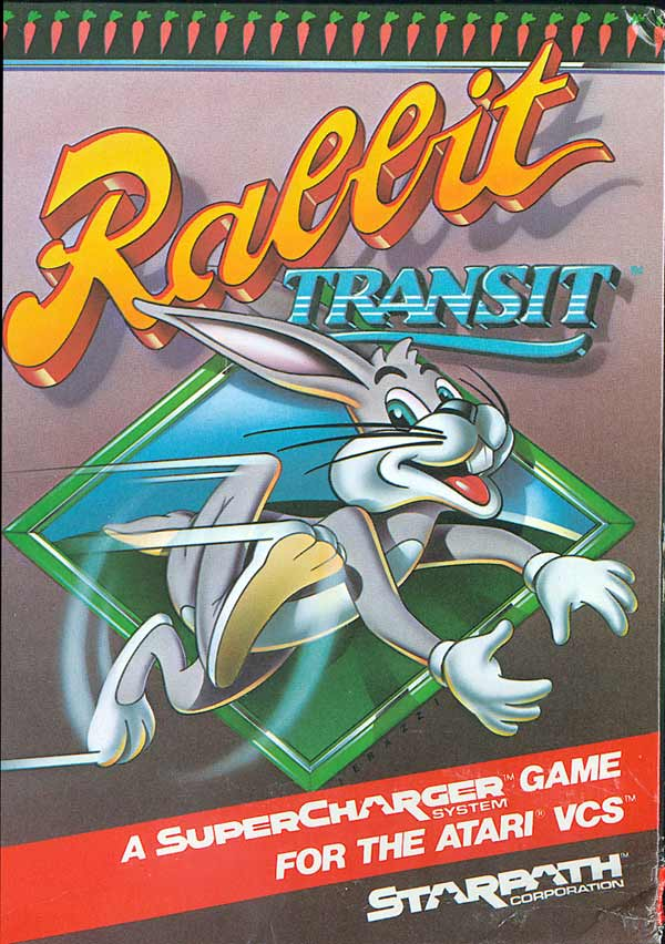 Rabbit Transit - Box Front
