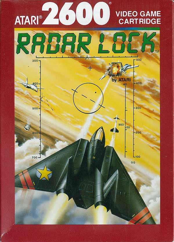 Radar Lock - Box Front