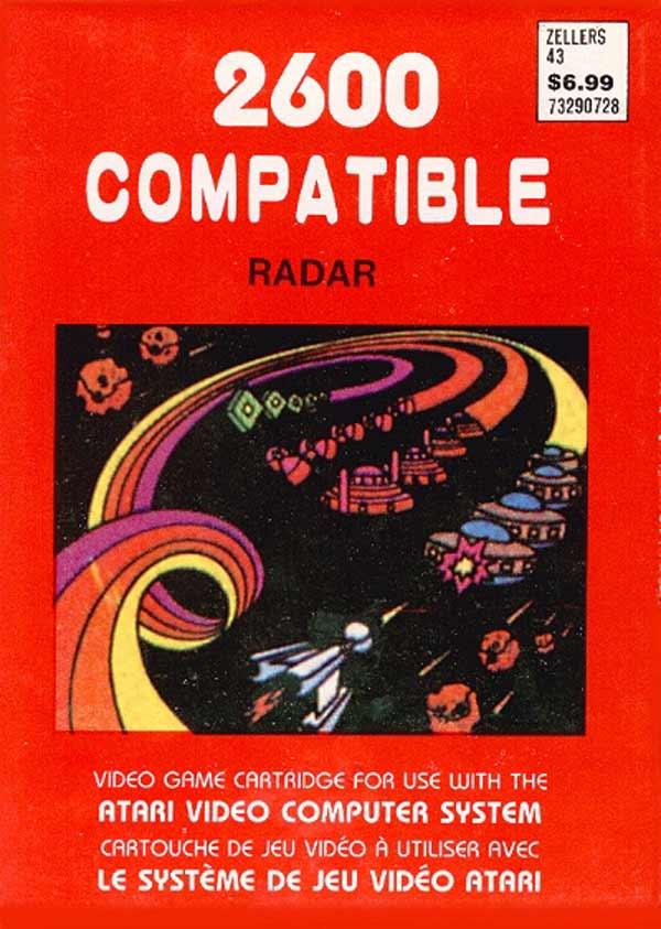 Radar - Box Front