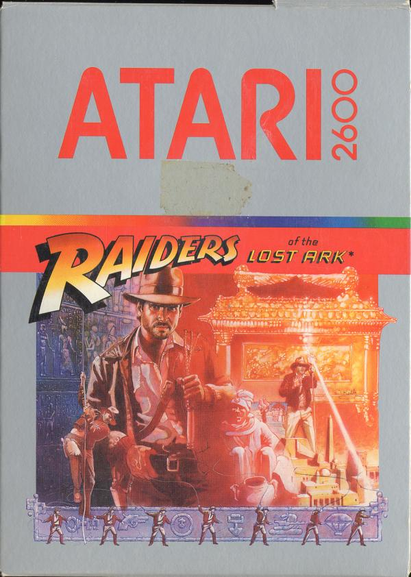 Raiders of the Lost Ark - Box Front