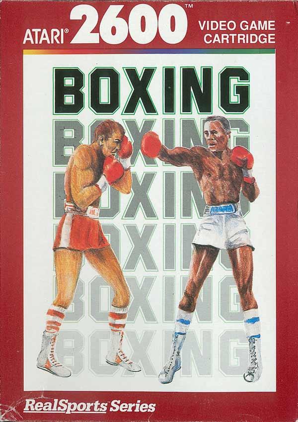 RealSports Boxing - Box Front