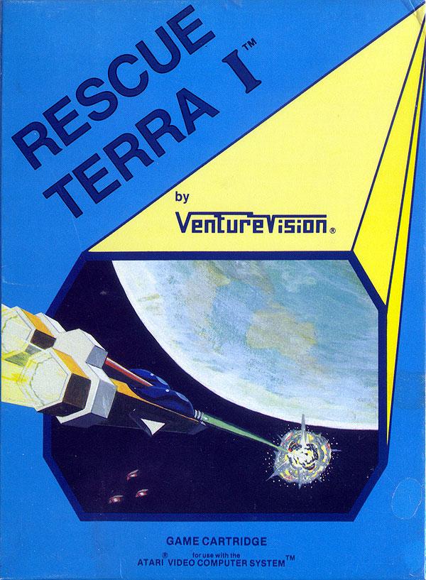 Rescue Terra I - Box Front