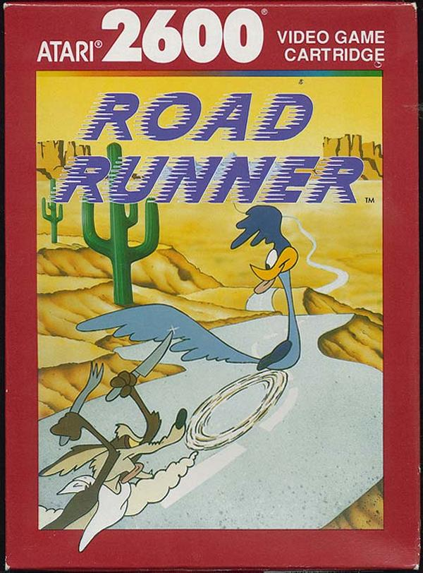 Road Runner - Box Front