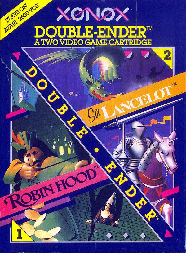 Robin Hood / Sir Lancelot - Box Front