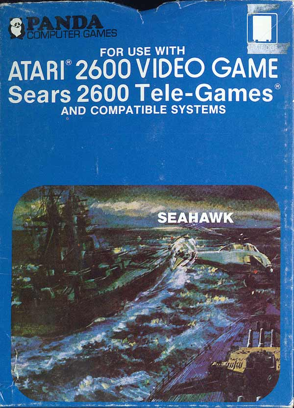 Sea Hawk - Box Front