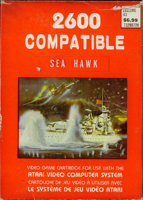 Sea Hawk - Box Front