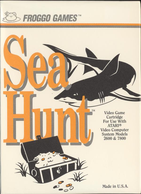 Sea Hunt - Box Front