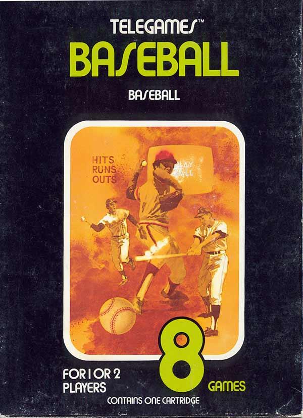 Baseball - Box Front