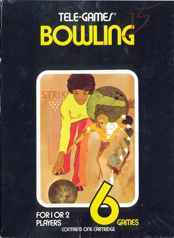Bowling - Box Front