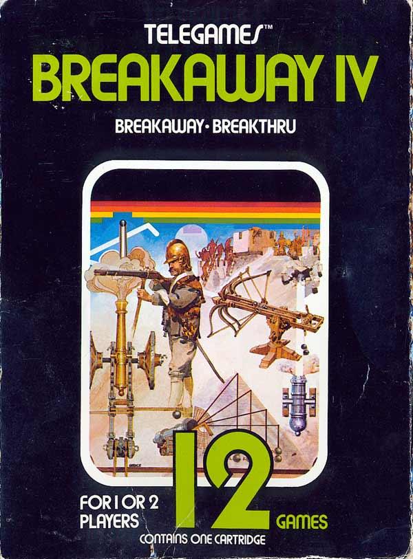 Breakaway IV - Box Front